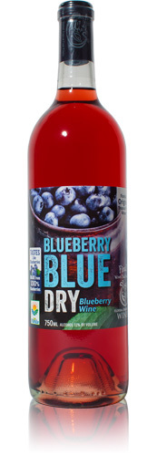 BLUEBERRY BLUE DRY