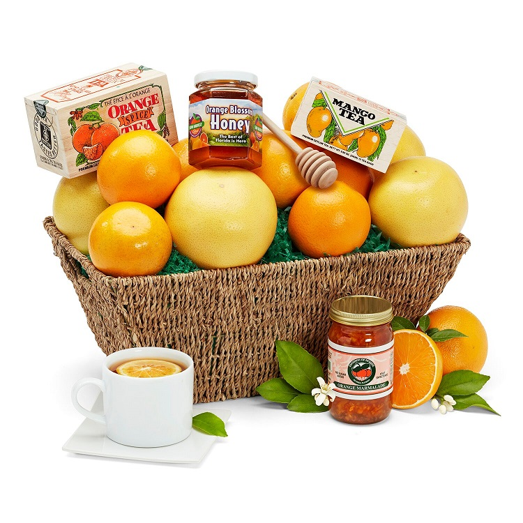Deluxe Health Basket
