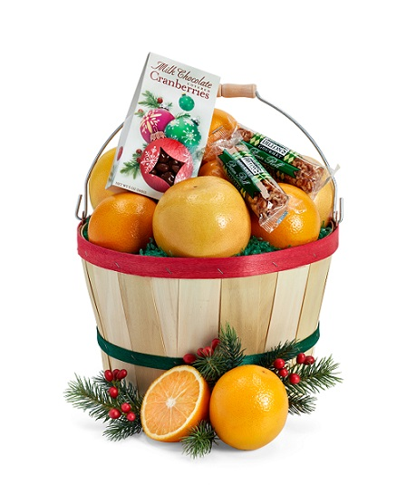 JR. CHRISTMAS  GROVE BASKET
