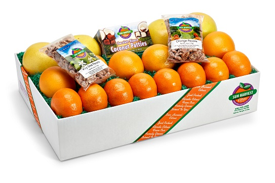 Citrus Threesome Deluxe with 15 lbs additional citrus