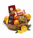 HOLIDAY DELUXE BASKET OF FRUIT