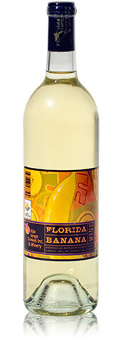 Florida Banana wine