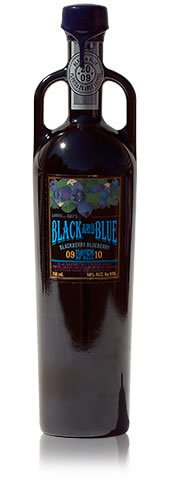 Black and Blue port