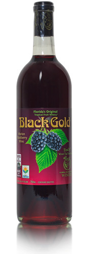 Black Gold Blackberry Dry