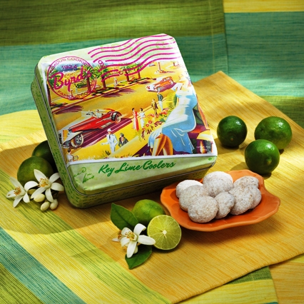Key Lime Coolers 6 oz Tin