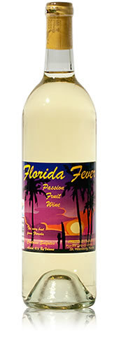 Florida Fever Passion Fruit Wine