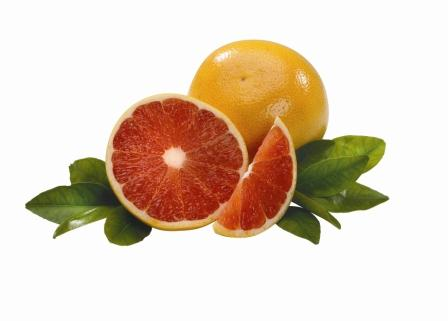 Navel Oranges and Star Grapefruit