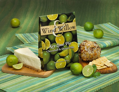 Key Lime Cheeseball & Dessert Mix